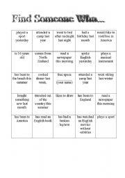 human bingo human bingo template icebreaker
