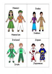 Nationalities set 4