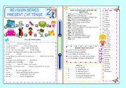 English Worksheets: REVISION SERIES 2