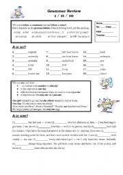 determiners exercises pdf with answers