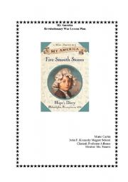 English Worksheets: Revolutionary War