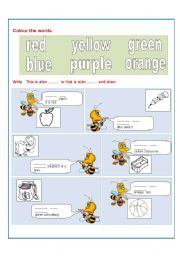 English Worksheets: Junior revision