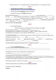 English Worksheet: Webquest on Ellis Island