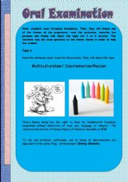Oral examnation- 4