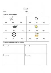 English Worksheets: Spell well!