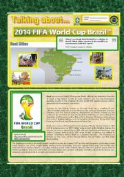 Reading - 2014  Brazil world cup