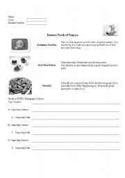 English Worksheets: Introduction to Writing
