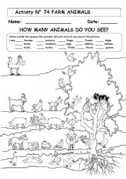 math worksheet : english teaching worksheets farm animals : Farm Worksheets For Kindergarten