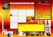 English Worksheets: logic game 15 - crime investigation
