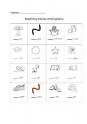 Printables Primary English Worksheets english teaching worksheets tests and exams beginning blend digraph