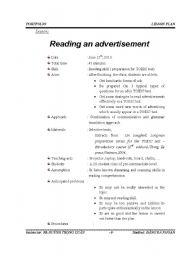English Worksheet: REading-TOEIC-beginning_1