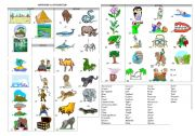 English Worksheet: Adventure and Exploration worksheet