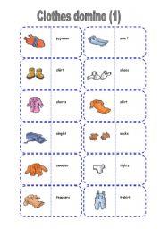 Clothes domino (1/2)