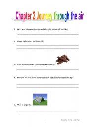 English Worksheets: Silver Sword