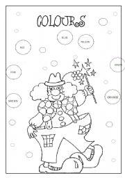 math worksheet : printable worksheets about colours  worksheets for kids teachers  : Colours Worksheets For Kindergarten