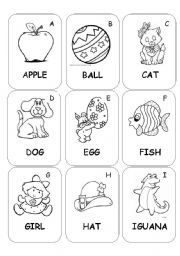 ABC Book part 1 for kids