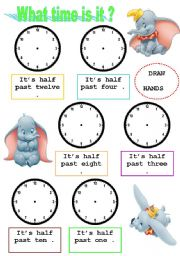 what time is it teaching: