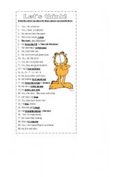 English Worksheets: Write questions for the folowing answers (Elementary)