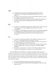 English Worksheets: Conjunctions and excersice of dependent and independent clauses