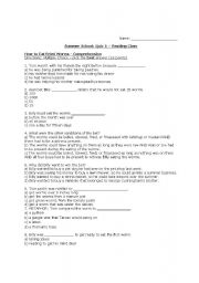 How to eat fried worms worksheets free worksheets library top 25 ideas about how to eat fried worms book on pinterest book ccuart Images