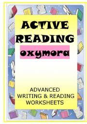 English Worksheets: ACTIVE READING - oxymora