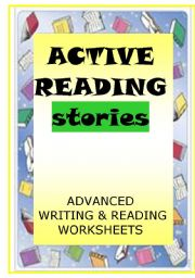English Worksheet: ACTIVE READING - stories