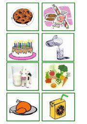 English Worksheets: MEMO GAME