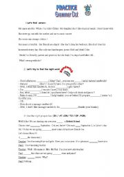 English worksheet: Preposition