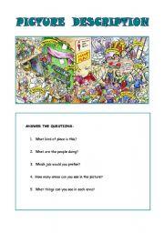 English Worksheet: Workplace