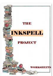English Worksheet: THE INKHEART PROJECT - the book - part 2, INKSPELL