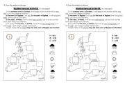 English Worksheet: Weather forecast in the UK