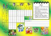 English Worksheet: logic game 1 - family