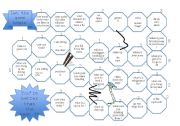 English Worksheets: Board Game answers and questions