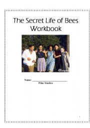 English Worksheet: The Secret Life of Bees Questions