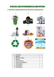 english teaching worksheets ecology. Black Bedroom Furniture Sets. Home Design Ideas