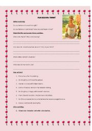 English Worksheets: film Emma