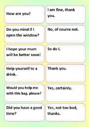 English Worksheets: Useful phrases