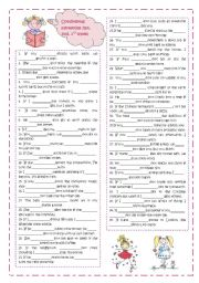 English Worksheet: Conditional sentences types 1,2,3