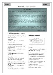 English Worksheets: Science Fiction story