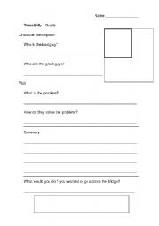 English Worksheets: Billy