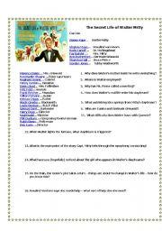 secrets of the mind worksheet
