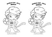 World cup 2010 mascot