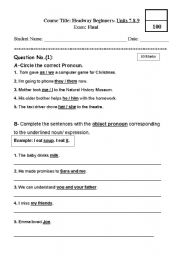New Headway Worksheets