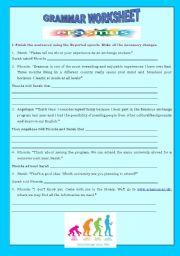 Grammar Worksheet Reuploaded W Key
