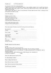 correction of sentences in english grammar exercises pdf