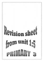 revision sheet for macmillan english 3 part 3 esl worksheet by sayededu. Black Bedroom Furniture Sets. Home Design Ideas