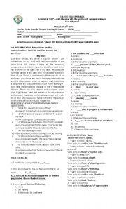 Worksheet 7th Grade Vocabulary Worksheets english teaching worksheets 7th grade vocabulary test for grade