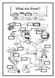 English Worksheets: what are these?