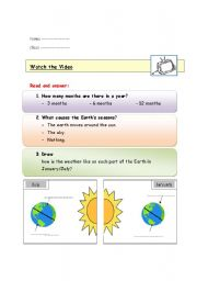 video task what causes the earth s seasons esl worksheet by kholoud. Black Bedroom Furniture Sets. Home Design Ideas