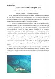 English Worksheets: endangered sea turtles